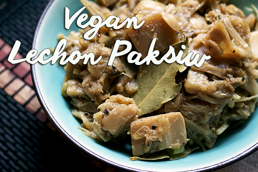 Vegan Lechon Paksiw Recipe