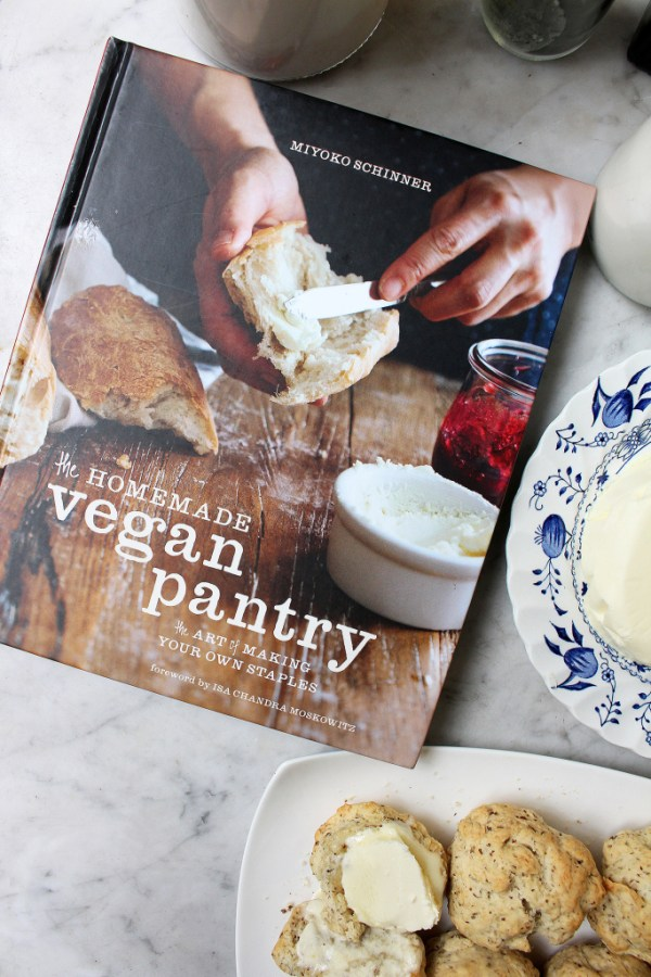 Cookbook Crush: The Homemade Vegan Pantry (Review + Giveaway)