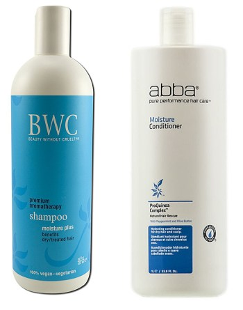 astigvegan summer shampoo conditioner