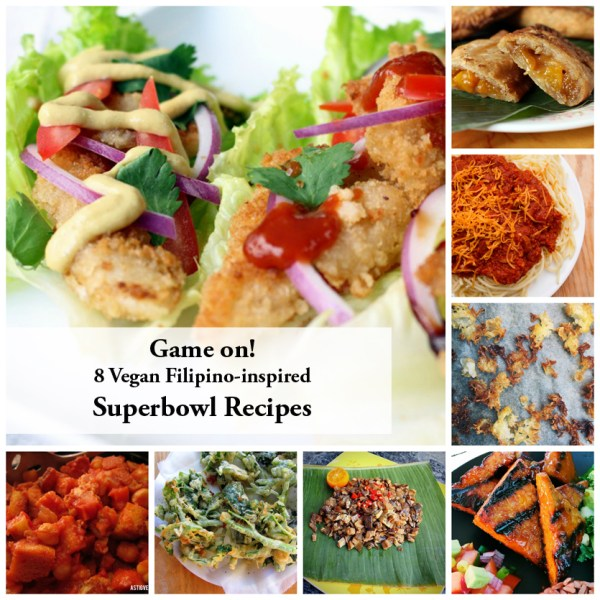 8 Vegan Superbowl Recipes
