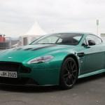 Wow V12 Vantage S In Viridian Green Aston Martin Com