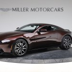 New 2020 Aston Martin Vantage Coupe For Sale 179 114 Aston Martin Of Greenwich Stock A1446