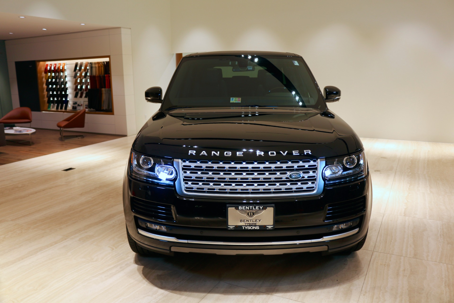 2015 Land Rover Range Rover Supercharged Stock P A for sale