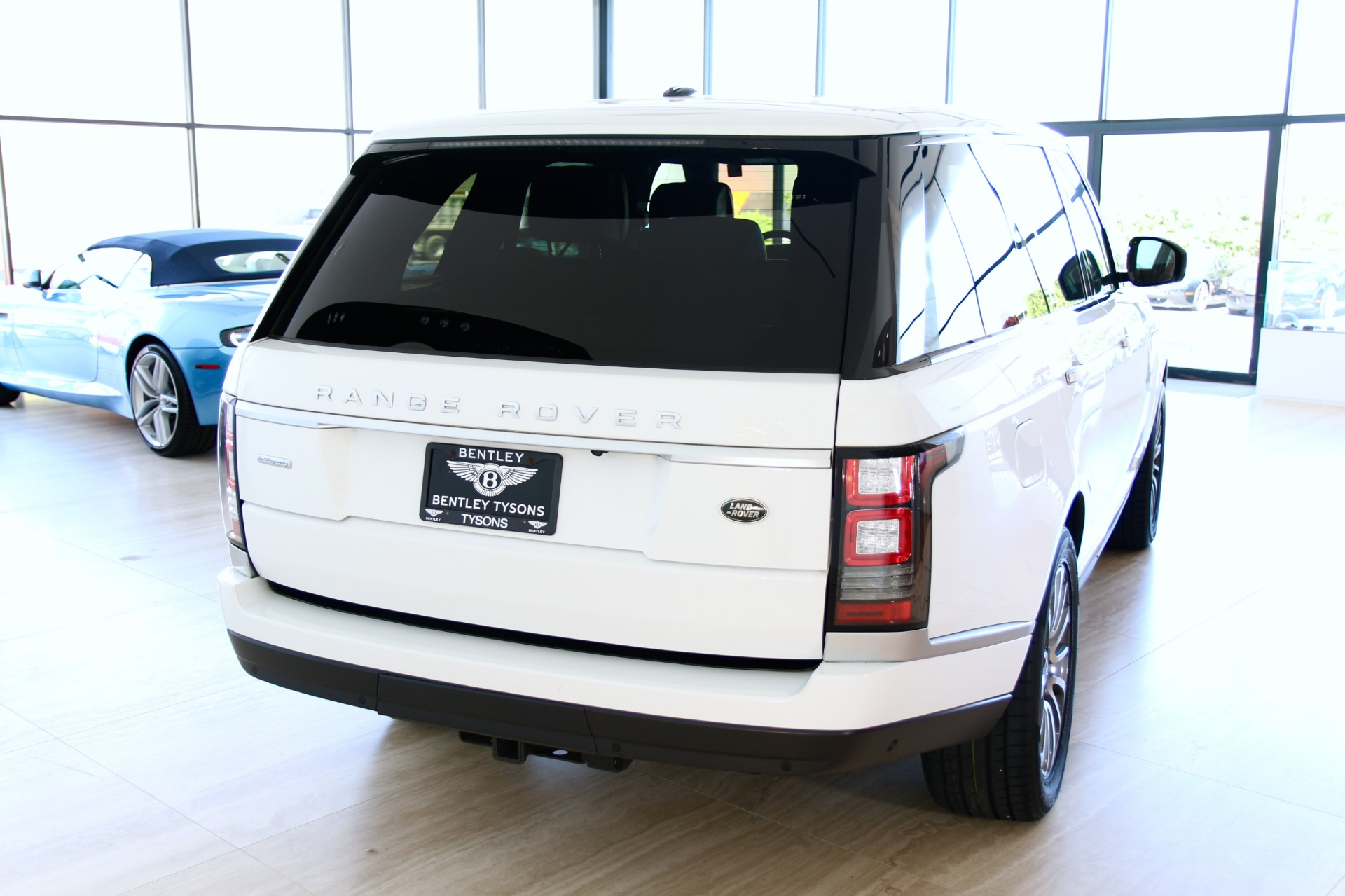 2014 Land Rover Range Rover Autobiography Stock P A for