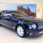 2017 Bentley Mulsanne Stock 7n003190 For Sale Near Vienna Va Va Bentley Dealer