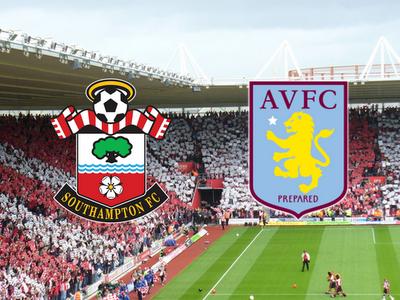 Southampton+v+Villa