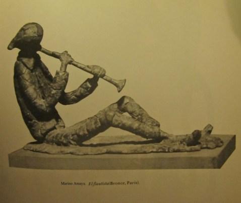 Marino Amaya flautista, picassa