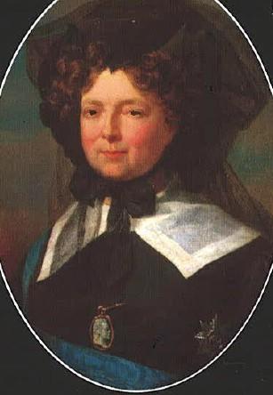 madre del zar Alejandro I