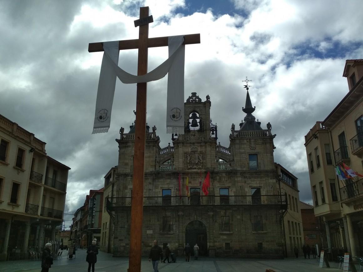 Calendario Perpetuo Semana Santa.Programa De La Semana Santa De Astorga 2019