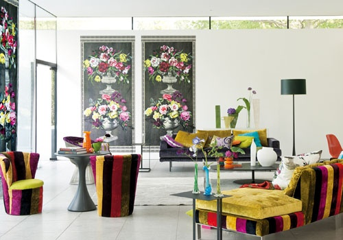 Wallpaper Panels How To Make Wallpaper Work For You A
