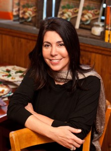 Laura Pensiero is the founder, owner and creative force behind Gigi Hudson Valley (Gigi Trattoria and Gigi Catering.)