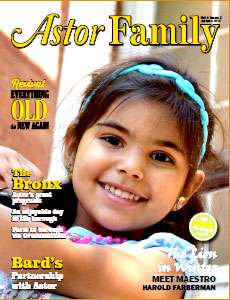 Astor Family Magazine Fall 2015