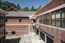 View of the New 2nd Story.
