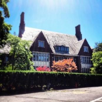 Astor Residence in Summer