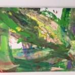 Green Hornet (28 x 28)