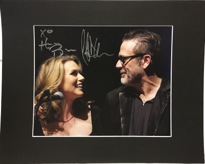 Photo of Hilarie Burton & Jeffrey Dean Morgan