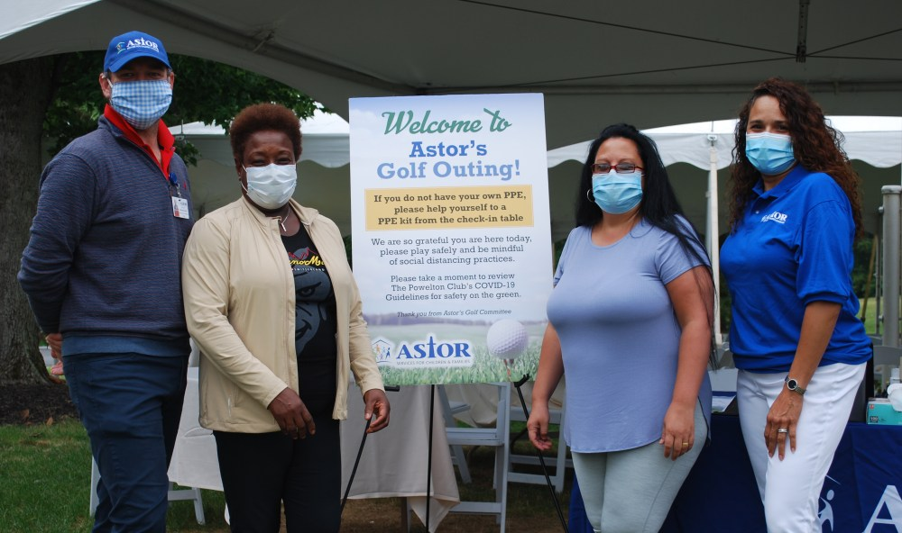 Astor's Golf Outing