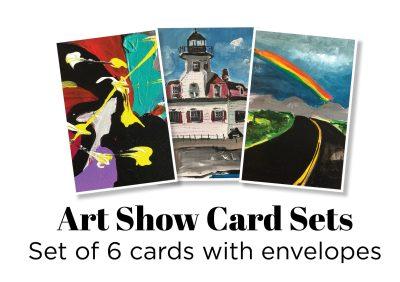 Art Show Card Sets