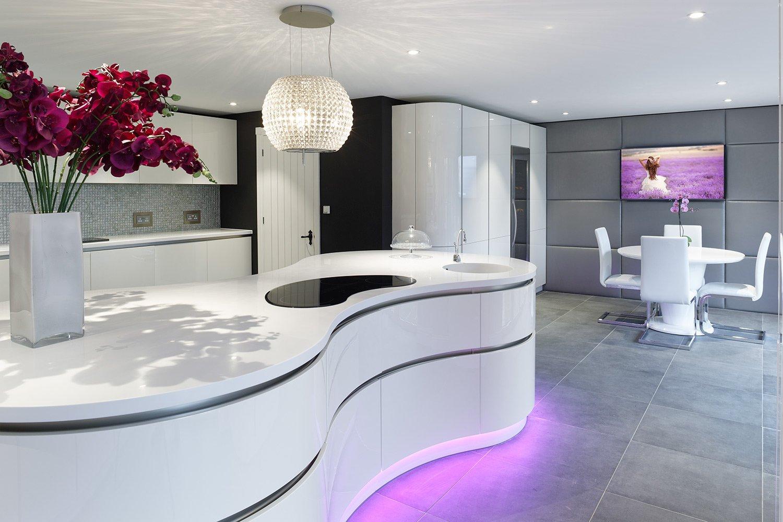 Best Kitchen Gallery: Luxury Kitchen Interior Design Build of Luxury Kitchen Interior Design on rachelxblog.com