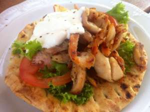 Chicken Gyros recipe!