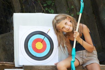 reasons to teach your kid archery