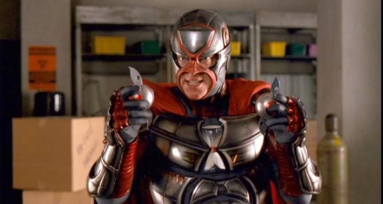 spyderco knives in movies