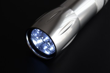 best camping flashlight featured image