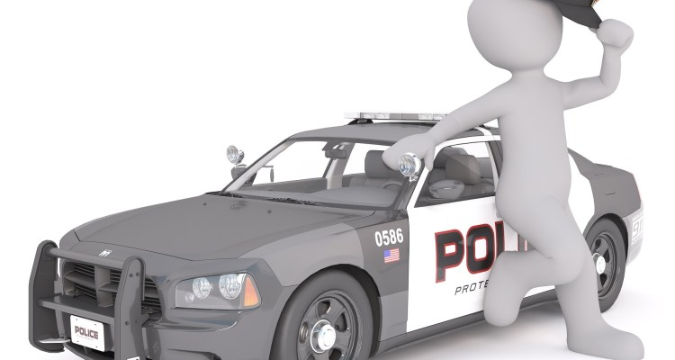 best police flashlight featured image