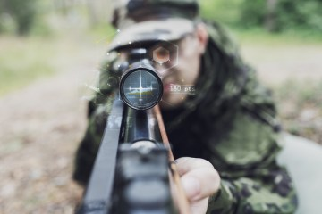 Best Tactical Scope Under $1000