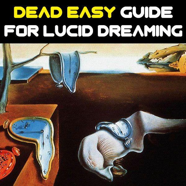 DEAD EASY GUIDE FOR LUCID DREAMING