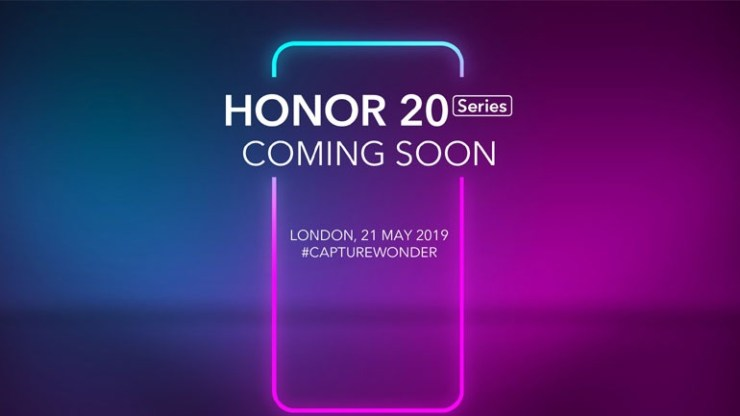 Honor 20: Πότε θα γίνει το μεγάλο λανσάρισμα