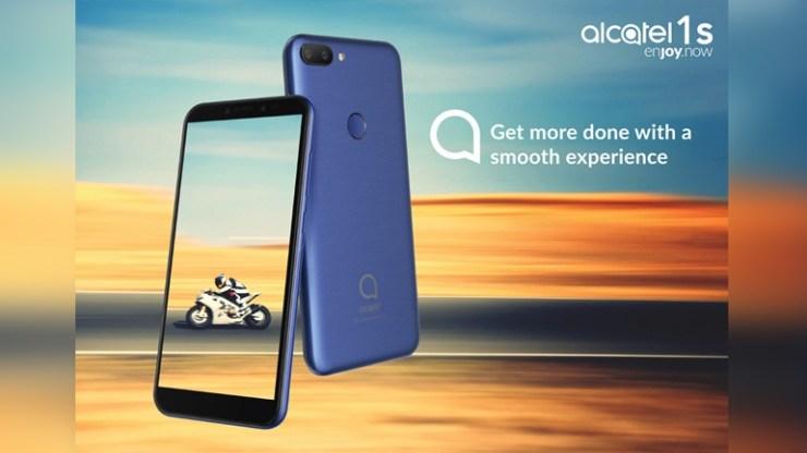Το Alcatel 1S είναι τώρα είναι διαθέσιμο - Βασική εμπειρία με εξαιρετική απόδοση