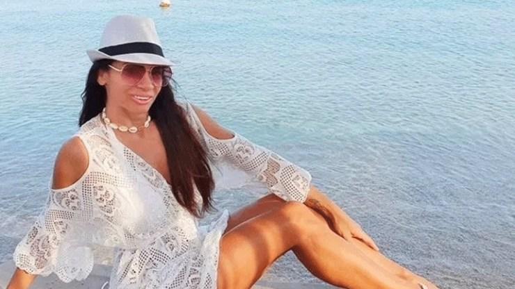 Έλλη Αγγελιδάκη: Απόδραση στη Μύκονο με την οικογένειά της!