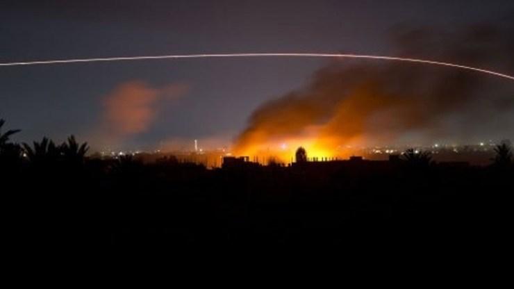 Συρία: Έξι Ιρανοί ανάμεσα στους εννέα νεκρούς των ισραηλινών πληγμάτων