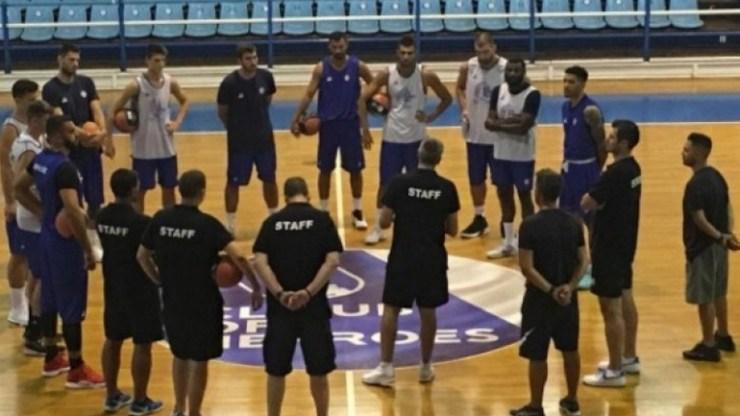 Μπάσκετ: Ανεβάζουν... στροφές οι παίκτες του Ηρακλή