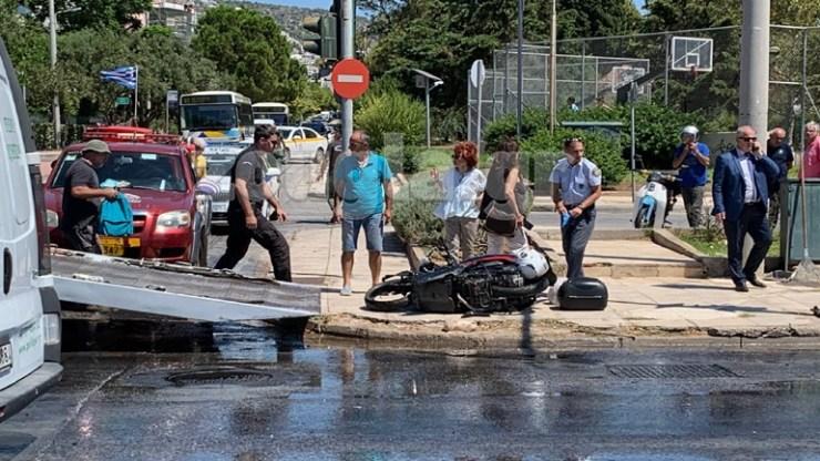 Μοτοσικλετιστής έχασε τη ζωή του σε δυστύχημα στην παραλιακή