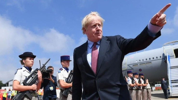 G7: Κρίσιμη συνάντηση Τζόνσον - Τουσκ