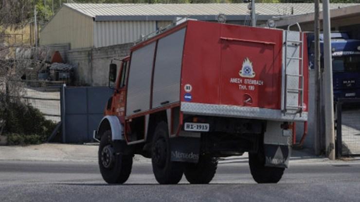 Λάρισα: Κατασβέστηκε η πυρκαγιά στον Πυργετό