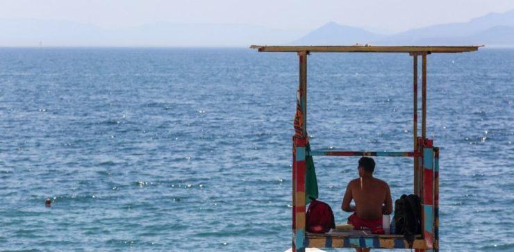 Ηράκλειο: Τελευταίο κολύμπι για Γερμανό τουρίστα