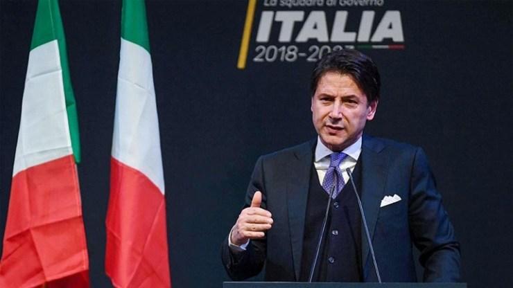 Ιταλία: Ομιλία του Κόντε στην κάτω βουλή και παροχή ψήφου εμπιστοσύνης στον νέο κυβερνητικό συνασπισμό