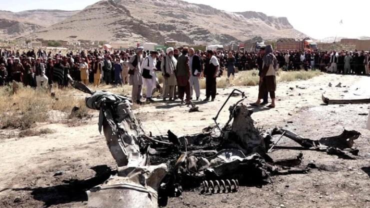 Αφγανιστάν: Τουλάχιστον επτά άμαχοι σκοτώθηκαν σε αμερικανική αεροπορική επιδρομή