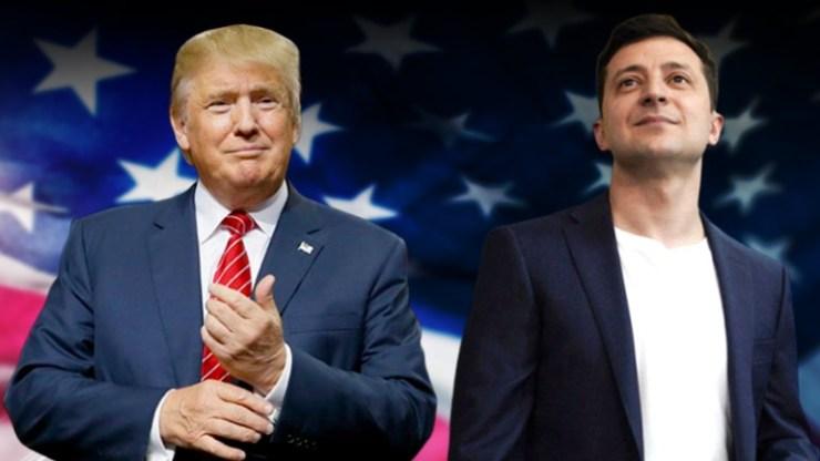 WSJ: Ο Τραμπ πίεζε τον Ζελένσκι να ξεκινήσει έρευνα σε βάρος του γιου του Τζο Μπάιντεν