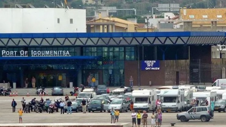 Συλλήψεις διακινητών μεταναστών στην Ηγουμενίτσα