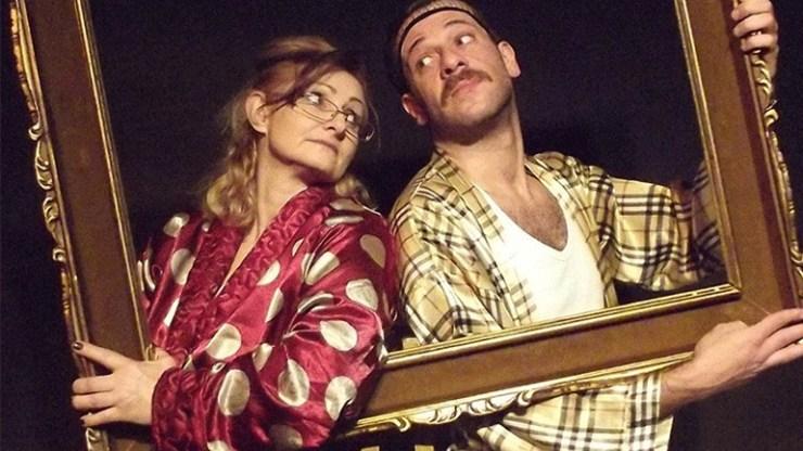 «Το ελεύθερο ζευγάρι» στο Θέατρο Λαμπέτη