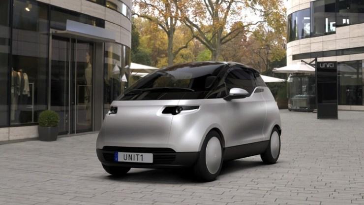 Το νέο μικρό ηλεκτρικό αυτοκίνητο των Σουηδών