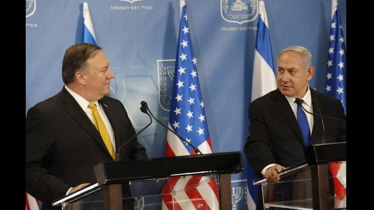 Συνάντηση Αμερικανού ΥΠΕΞ με τον ισραηλινό πρωθυπουργό για τον πόλεμο στη Συρία