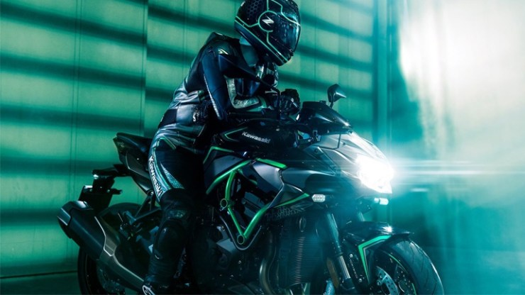 Kawasaki Z H2: Επίσημη αποκάλυψη!