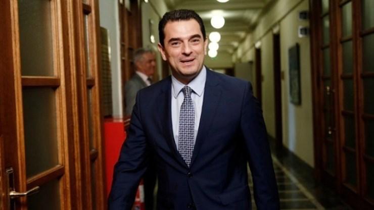 Σκρέκας: Μείωση του κόστους παραγωγής και ανταγωνιστικότητα οι προτεραιότητες για τα ελληνικά προϊόντα