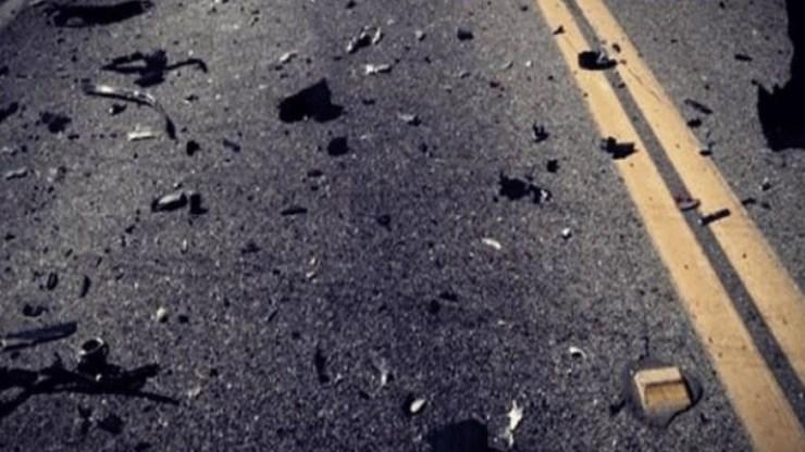 Τρακτέρ συγκρούστηκε με αγροτικό στο Ηράκλειο Κρήτης