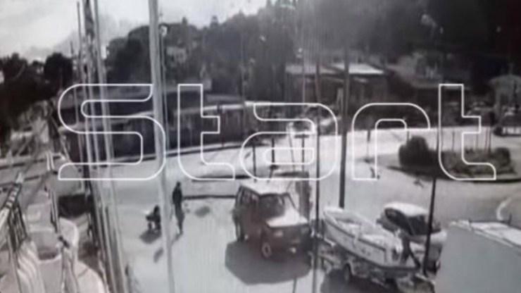 Βίντεο ντοκουμέντο από τροχαίο στην Κέρκυρα